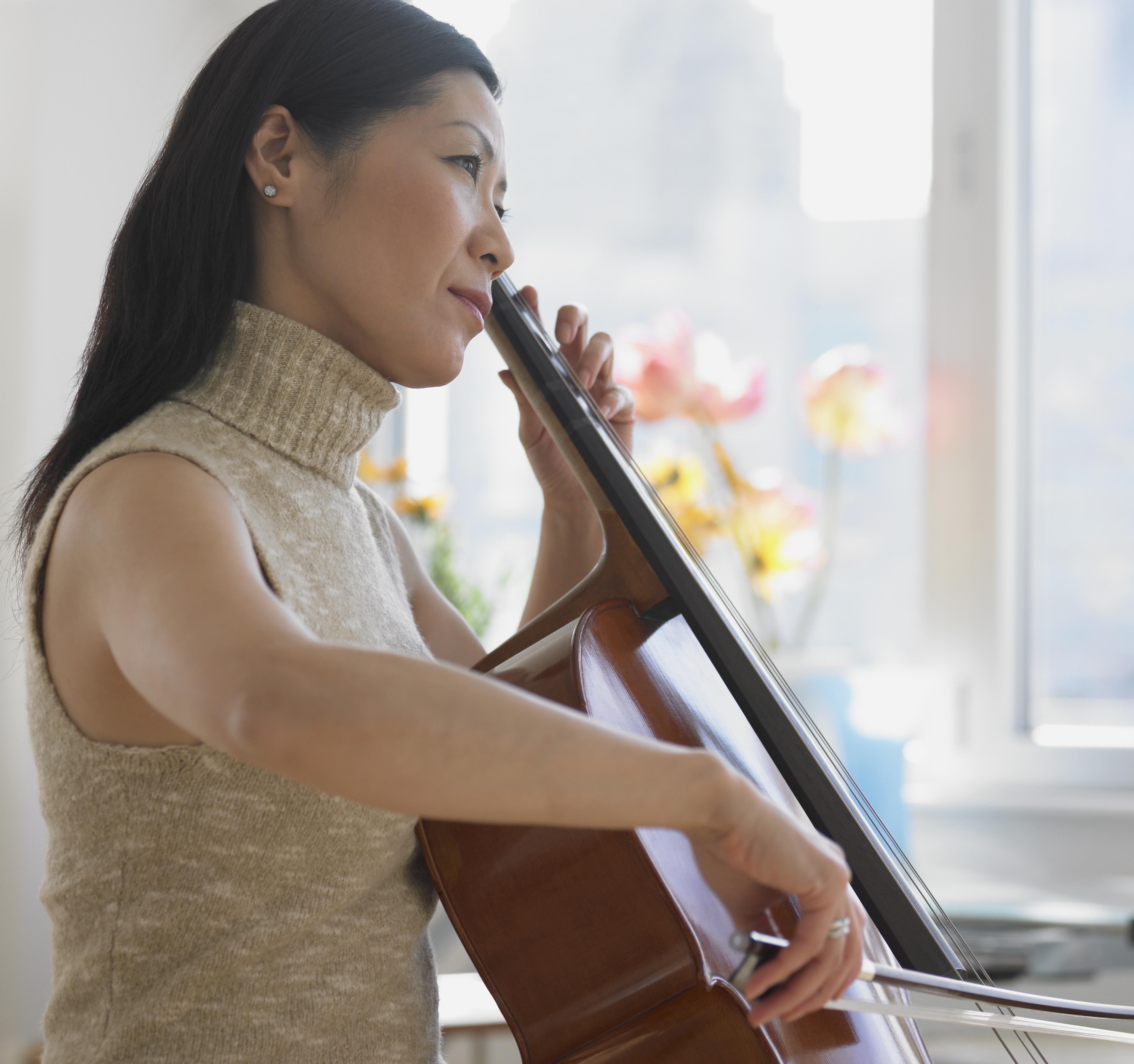 弦楽器のビブラートはどこを使うのか?