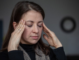 Relief from Tension Headaches when Pain Meds were No Longer Working