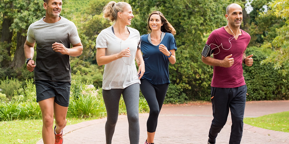 Global Run Day Jog