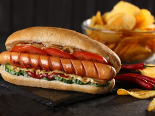 Teens Celebrate National Hot Dog Month