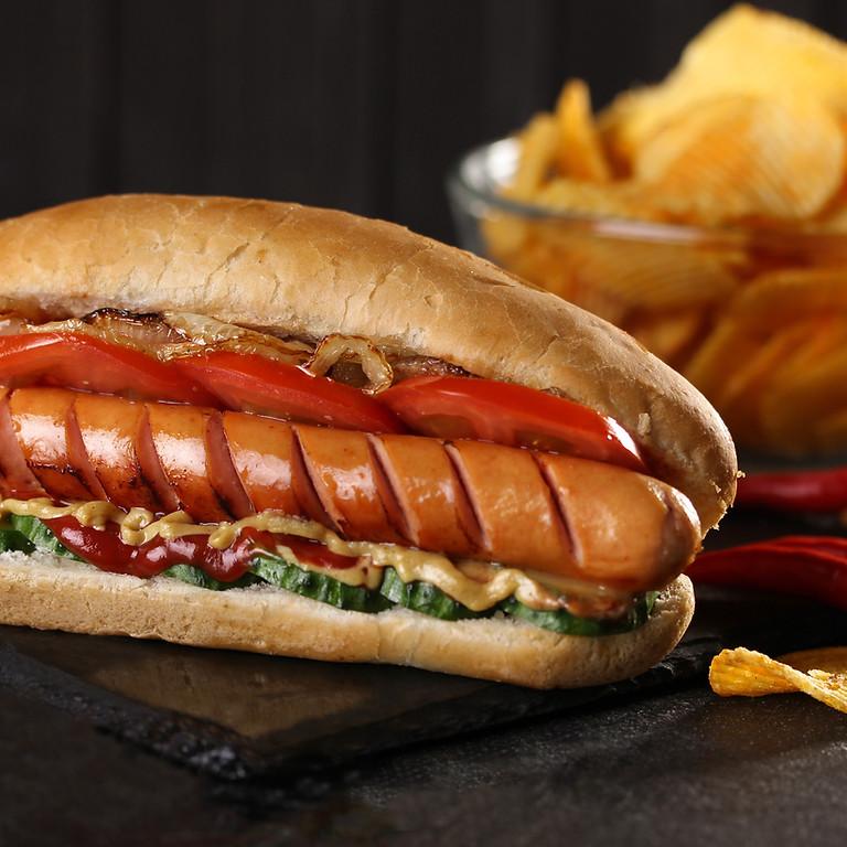 Fun Days Hotdog Stand Sign Up