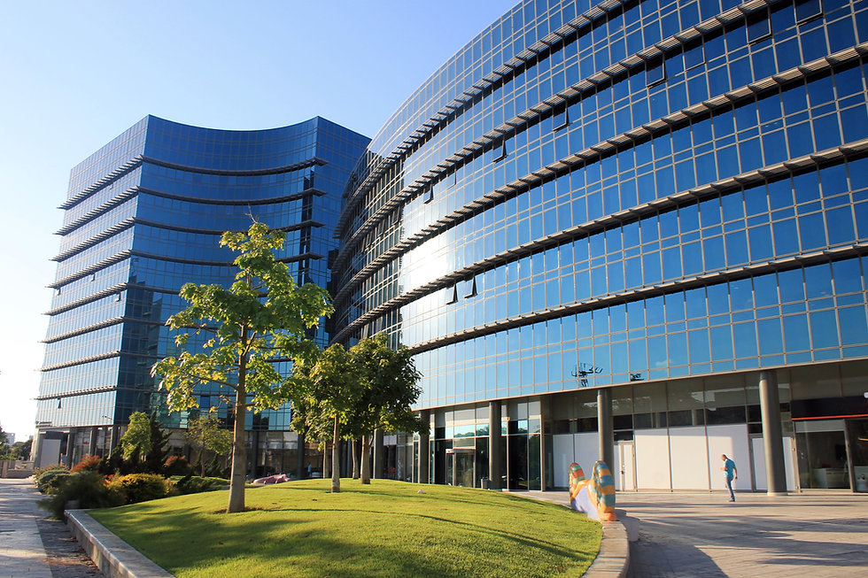 Commercial Building Exterior