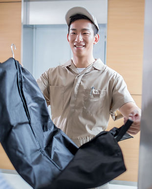 Dry Cleaning Delivery Service