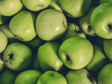 Una mela tira l'altra
