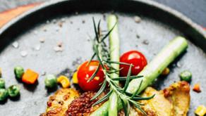 Chicken & Asparagus Stir Fry