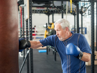 Parkinson's Boxing Myrtle Beach Location