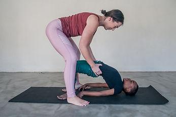Dětská jóga