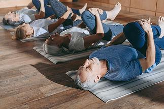 Yoga Sträckor