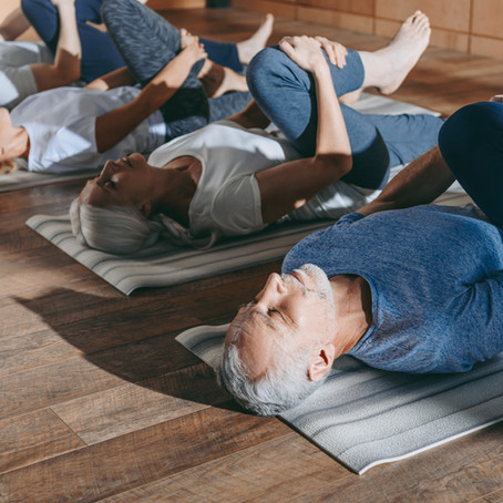 Try Yoga to reverse ageing