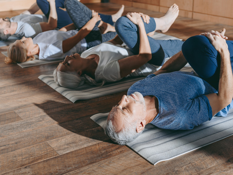 The Cardiovascular Benefits of Yoga