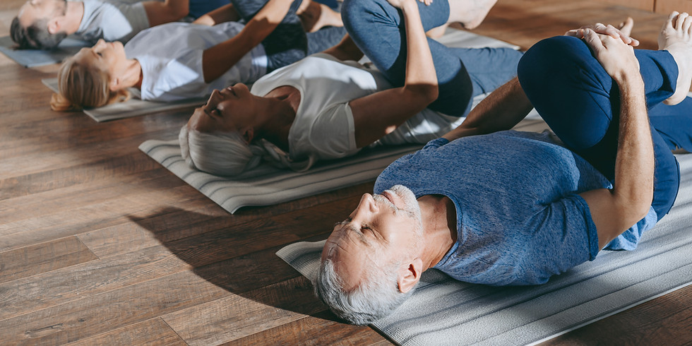 Stretching for Daily Maintenance: John Saia