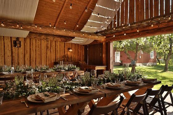 Twist Events Barn Wedding