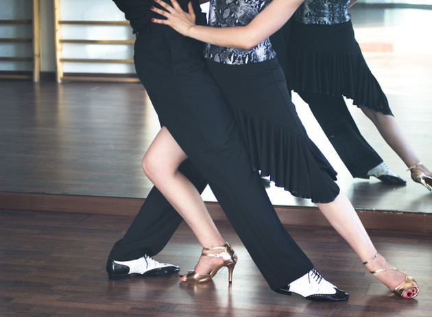 Baile competitivo