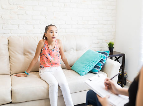 Child Therapist