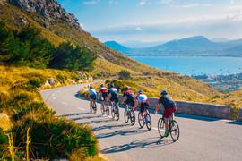 Doğada Bisiklet Sürme