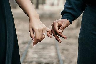 Beschäftigt, verlobt