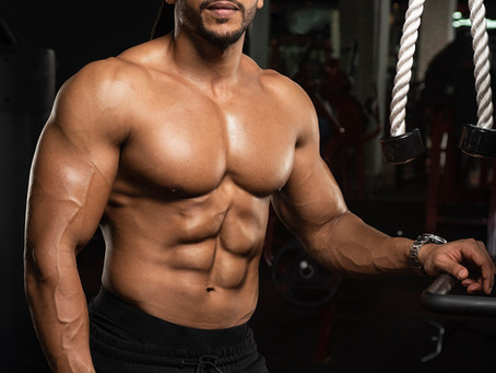How To Build Gladiator Pectorals