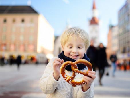 El alto consumo de sal en los niños y cómo los afecta