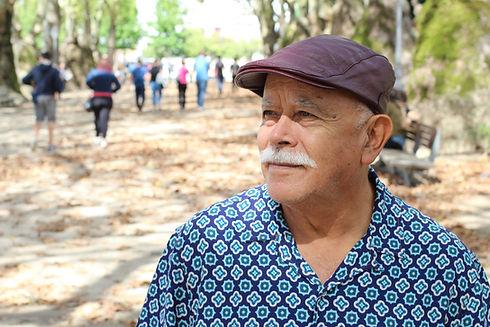 Man at the Park