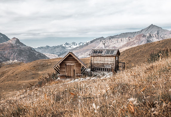 Wooden Hut
