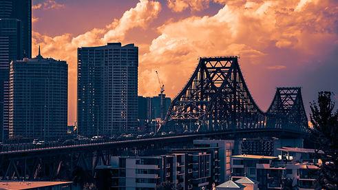 Bridge over a City