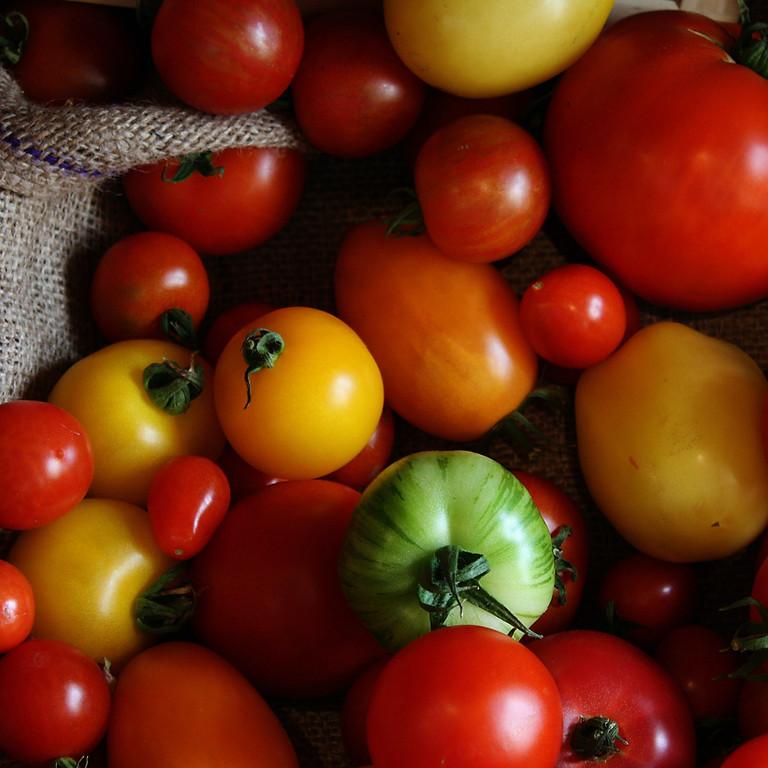 Nethercote Produce Market Spring