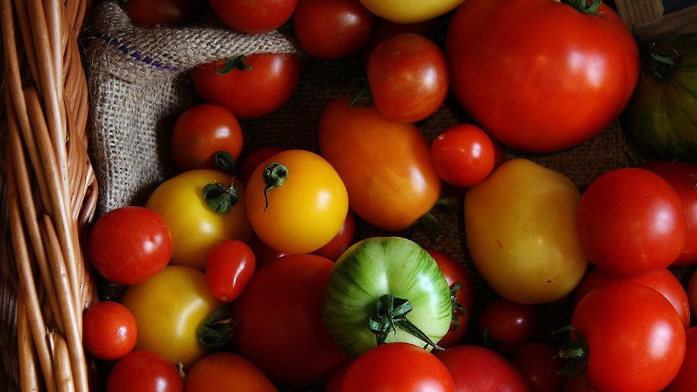 Vine tomatoes (300g)