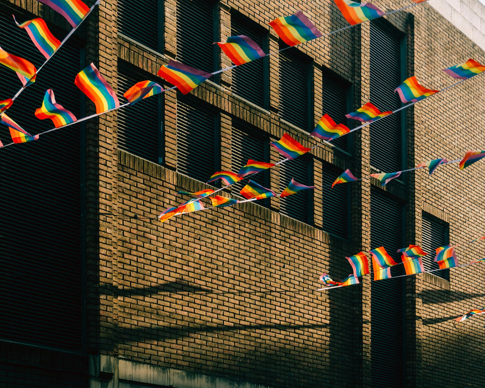 LGBTQ Flags Center