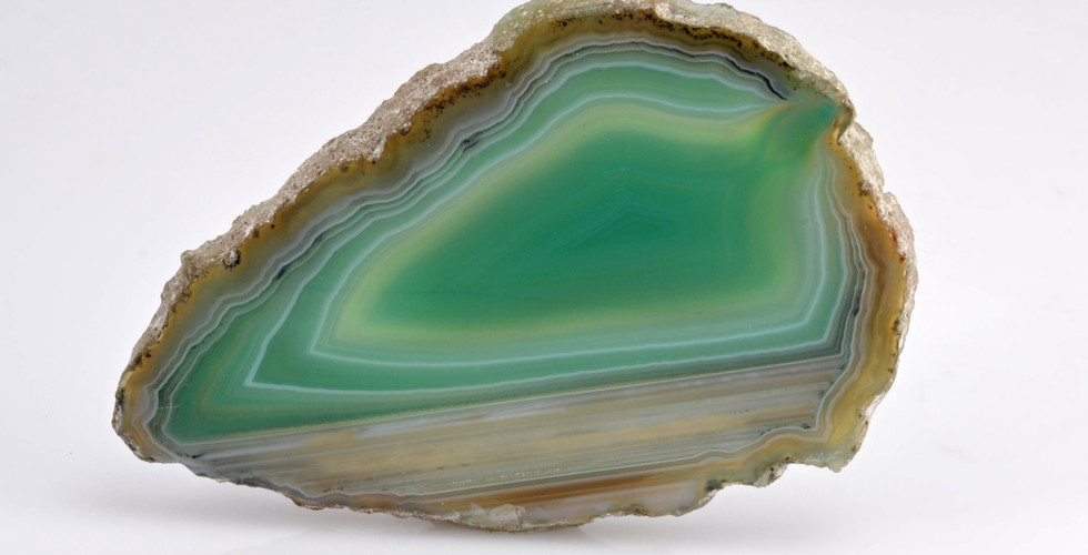 Agate Verte