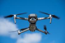 Quadcopter-Drohne