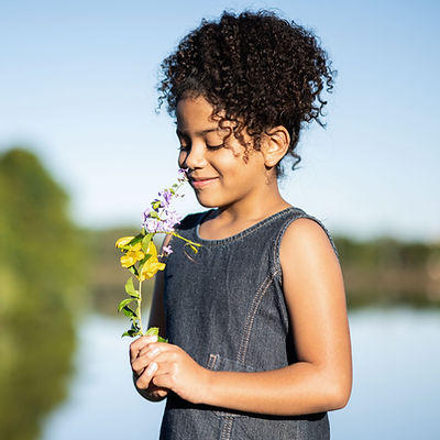 Sentir les fleurs