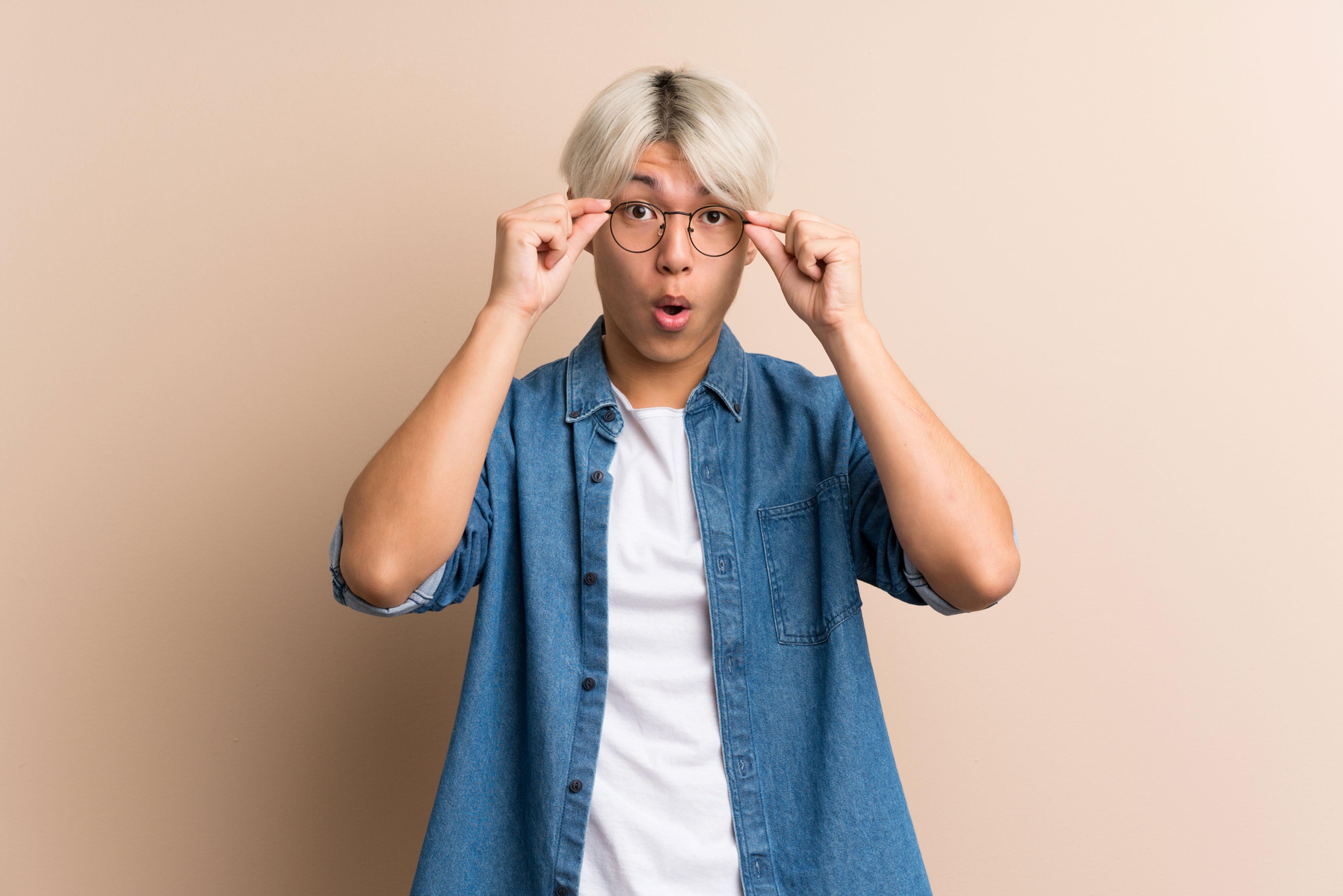 Achat d'une nouvelle paire de lunettes