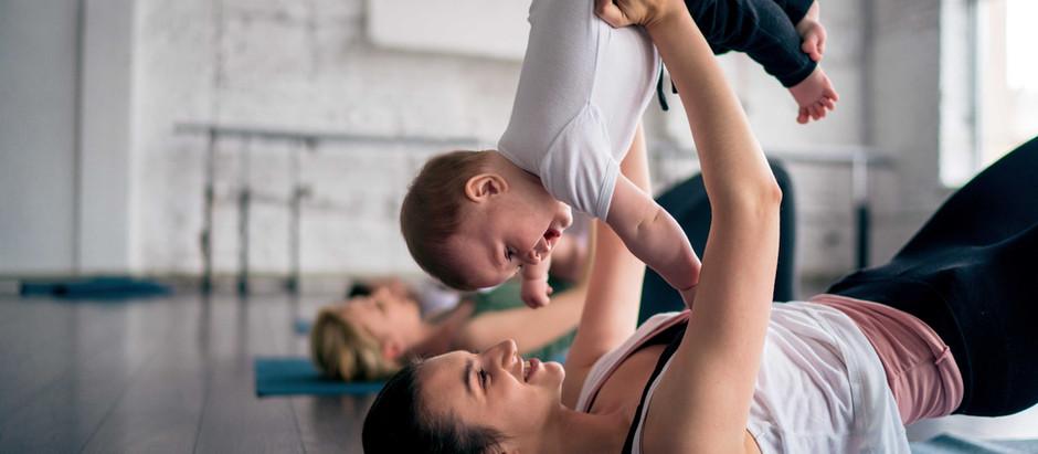 Nye PT-Grupper gravid og barsel