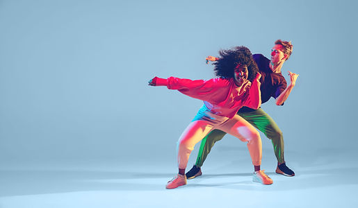 Jeunes danseurs