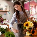 Florist at Flower Shop