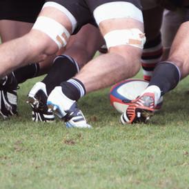 Rugby Scrum