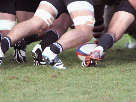 Rugby's injury problem