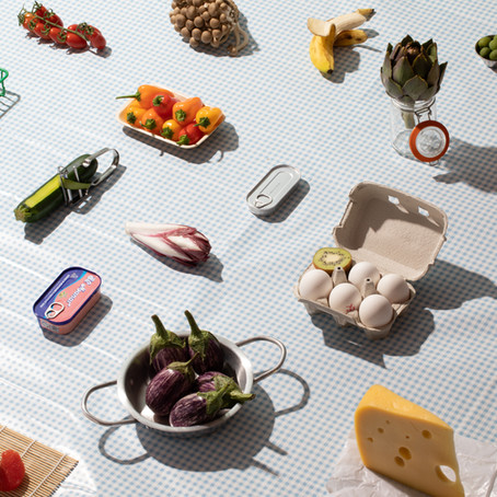 Food connections  (What you eating?)