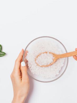 Love Your Beach Hair? Try this DIY Sea Salt Hair Spray.