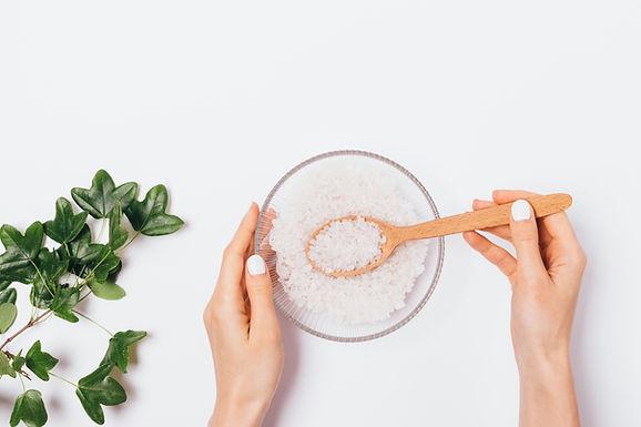 Sels de bain Tonifiant Bio - 1 kg - Floressence
