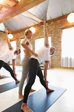 jóga cvičení
