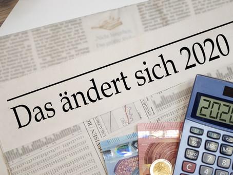 Senkung Umsatzsteuersatz ab Juli 2020 bis Dezember 2020