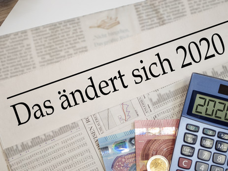 Finanzministerium erklärt, das Steuerbuch 2020