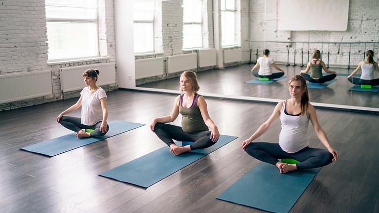 Prenatal Pelvic Floor for Expectant Mamas