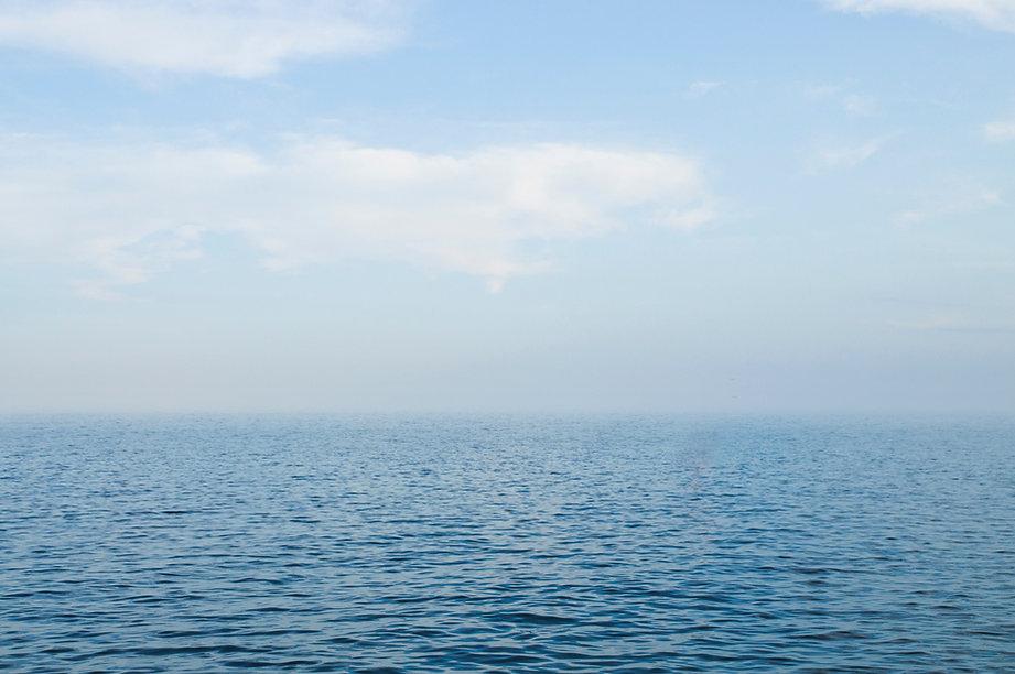 Mar en calma
