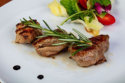 Beef Medallions