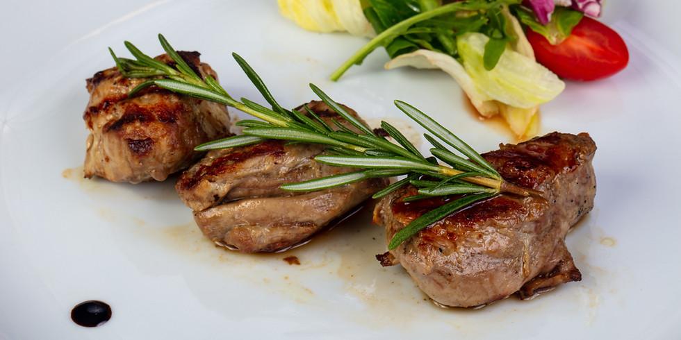 Celebrating Steak: 5 Course Wine Dinner