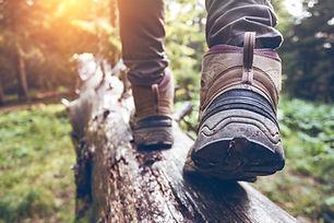 Bottes de randonnée
