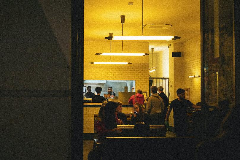 Fast Food Restaurant