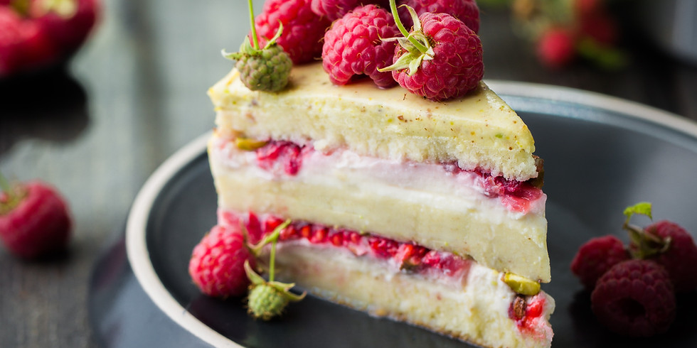 Cake & Cordial - Every Saturday in August